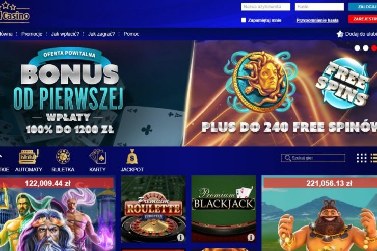 E-kasyno w Polsce 1 2021