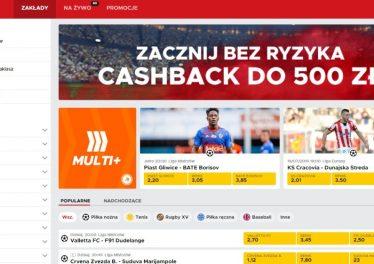 WirtualnyBukmacher.pl betclic-bukmacher-cashback-rejestracja-374x264